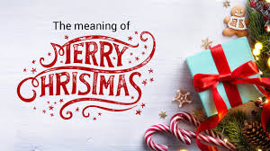 the meaning of merry