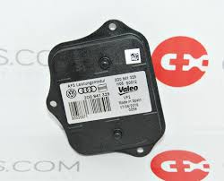 new oem vw audi valeo afs headlight cornering module 3d0941329 ebay