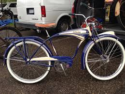 beautiful b6 schwinn at the 2013 minnesota antique bicycle club