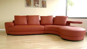 Circular Sectional Sofa Decor Curved Sectional Sofas For Small Spaces Amazing Curved