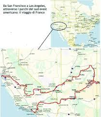 Map Usa San Francisco by Mappa Divisa Per Regioni Usa Pinterest
