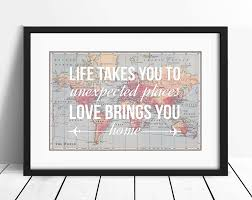 wedding quotes adventure quotes about map of 75 quotes