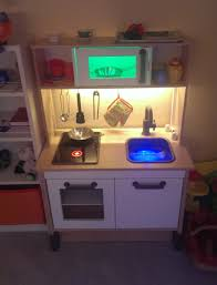 Ikea Play Kitchen Hack by Pimed Duktig Children Mini Kitchen Ikea Hackers Ikea Hackers