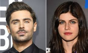 Zac Efron Who Is Alexandra Daddario Zac Efron Is Reportedly Dating His Co