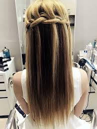 braid styles for thin hair 40 long hairstyles and haircuts for fine hair with an illusion of