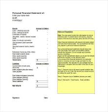 Financial Statements Templates For Excel Financial Statement Template 20 Free Pdf Excel Word Documents
