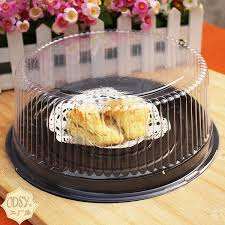 where to buy a cake box wholesale 100pcs big cake box 8 inches cheese box clear