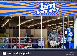 b u0026m homestore mansfield uk stock photo royalty free image