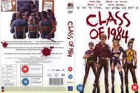 class of 1984 dvd portadas de dvd