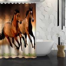 buy horse shower curtain and get free shipping on aliexpress com
