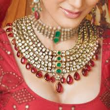 indian bridal necklace images Types and varieties of indian bridal jewellery jpg