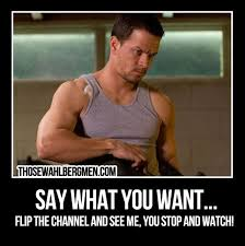 Say What You Meme - say what you want flip the channel and see me you stop and
