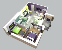 House Plans With Apartment Over Garage Colorful 1 Bedroom Apartment And House Plans Renthouse With Over