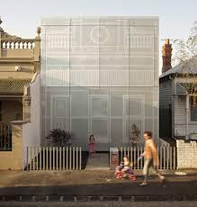 contemporary façade romanticizes victorian and edwardian houses