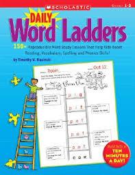 mrs t u0027s first grade class word ladders