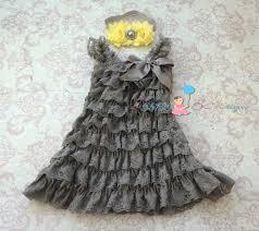 u0027s yellow and grey lace dress set baby grey lace dress