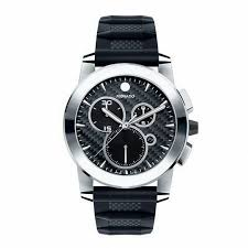 mens rubber bracelet watches images Men 39 s movado vizio stainless steel bracelet watch with carbon and jpg