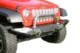 2007 2016 jeep wrangler rugged ridge extreme heavy duty bumper