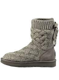 ugg womens isla boots ugg womens isla boots in heathered charcoal