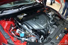 Mazda 3 Hatchback Hybrid Tokyo 2013 Mazda3 Hybrid And Cng Concept Image 213583