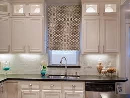 kitchen window curtain ideas open close glass door tie up valance