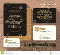 Wedding Invitation Card Design Template Wedding Stock Illustrations U2013 425 671 Wedding Stock Illustrations