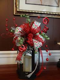Lantern Decorating Ideas For Christmas 14 Best Lanterns With Bows Images On Pinterest Lanterns