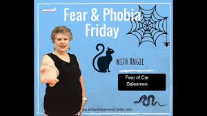Car Salesman Education Fear U0026 Phobia Friday Fear Of Car Salesmen Youtube