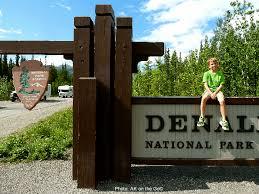 alaska rv travel 4 family trips from anchorage familiesgo