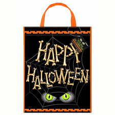plastic halloween bags halloween trick or treat bags halloween wikii