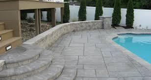 concrete pool decks harold j pietig u0026 sons inc