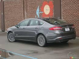 ford fusion 2017 ford fusion energi se a green car worth considering car