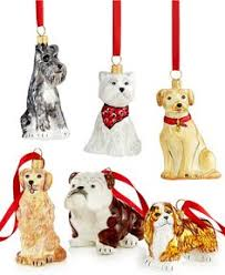 to the world airdale pet charity ornament