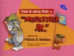 musketeer jr tom jerry wiki fandom powered wikia