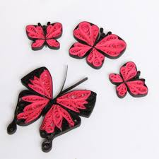 quilling designs tutorial pdf tutorial for paper quilled butterfly earrings and pendants pdf
