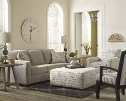Wingback Chair Ottoman Design Ideas Living Room Impressive Sitting Room Design Implemented With