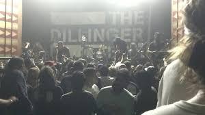 the dillinger escape plan slow motion live at the regent