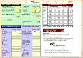 Rental Property Expenses Spreadsheet 5 Real Estate Agent Expense Tracking Spreadsheet Excel