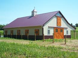 Berridge Metal Roof Colors by Metal Barn Roof Colors