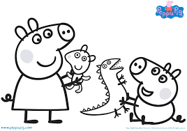 peppa pig valentines coloring pages inspiration peppa pig valentines coloring pages copy peppa pig