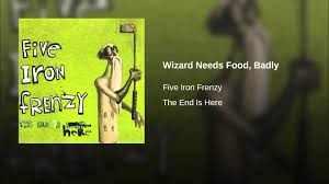 wizard needs food badly youtube