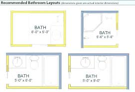 bathroom design plans smallest toilet dimensions small bathroom floor plans bath and