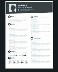designer resume templates 2 graphic design resume templates modern template free vector cv