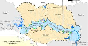 Circuit Court Map Supreme Court Denies Texas Claim To Oklahoma Water Environmental