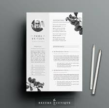 sweet looking resume design templates 2 creative template download
