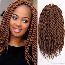best synthetic hair for crochet braids wholesale best sale22inch senegalese twist hair kanekalon crochet