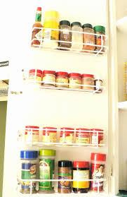 Cabinet Door Mounted Spice Rack 48 Spice Rack Inside Cabinet Door Pictures Modern Home