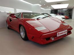 car lamborghini pink used 1990 lamborghini countach for sale in hong kong pistonheads