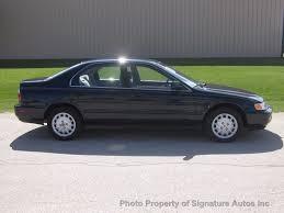 1996 used honda accord sedan 4dr sedan ex automatic at signature