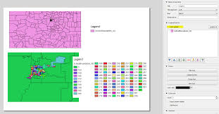 Map Legend Symbols Adding More Than One Legend In Qgis Print Composer Geographic